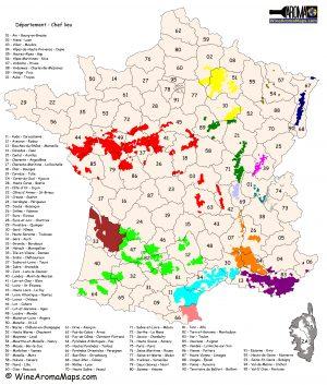 Wine_aroma_maps_vignobles_dans_les_departement_de_france